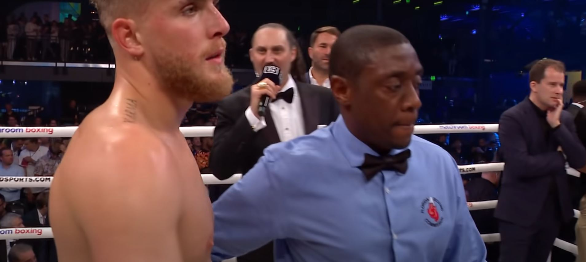 Jake Paul Net Effect Of Assisting Boxers On His Cards