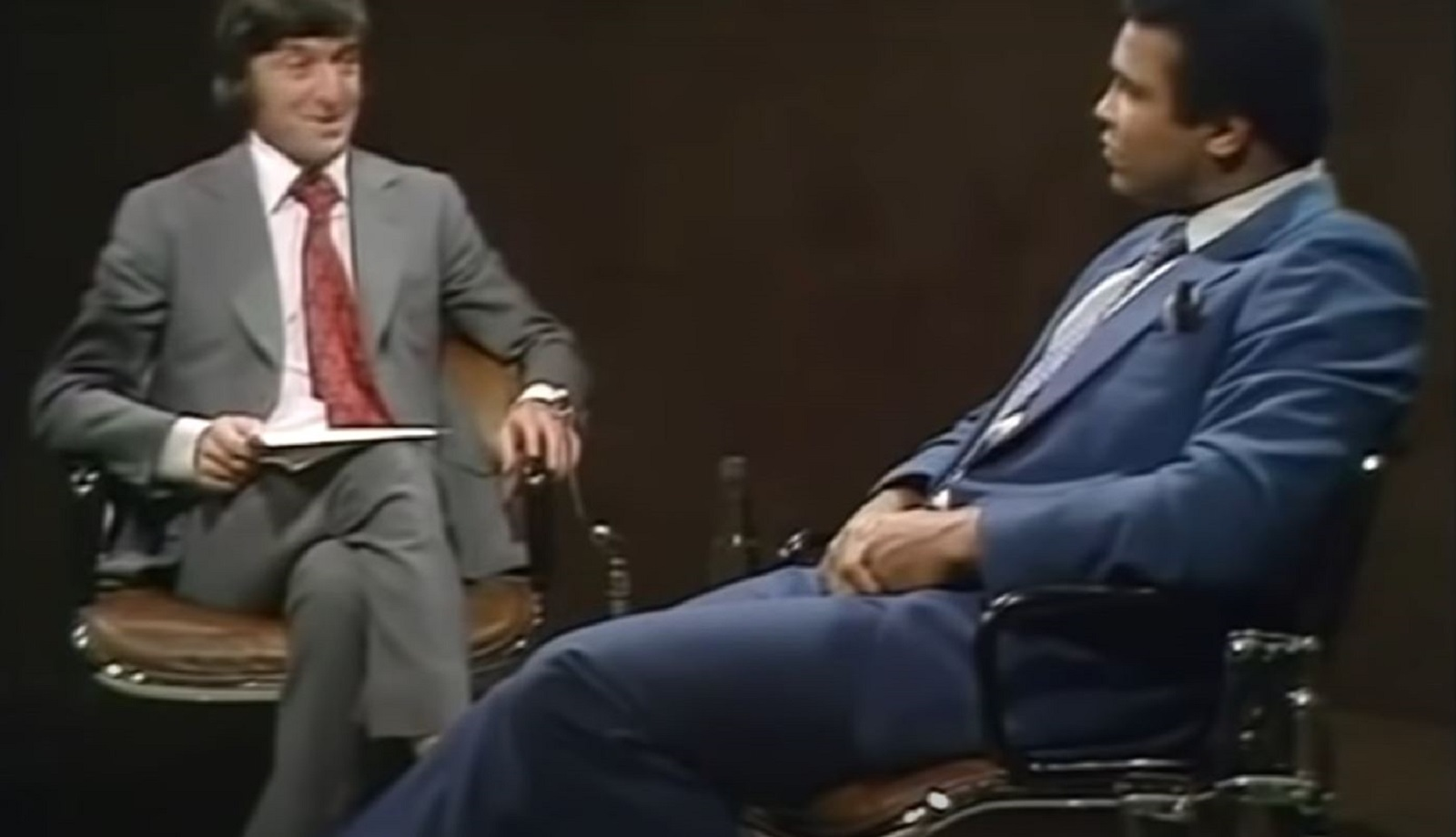 Looking Back On The Gold Of Muhammad Ali and Parkinson