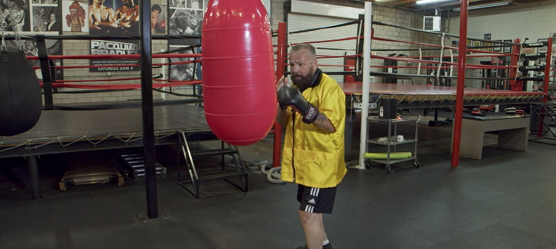Purpose Of The Double Jab and How To Throw It