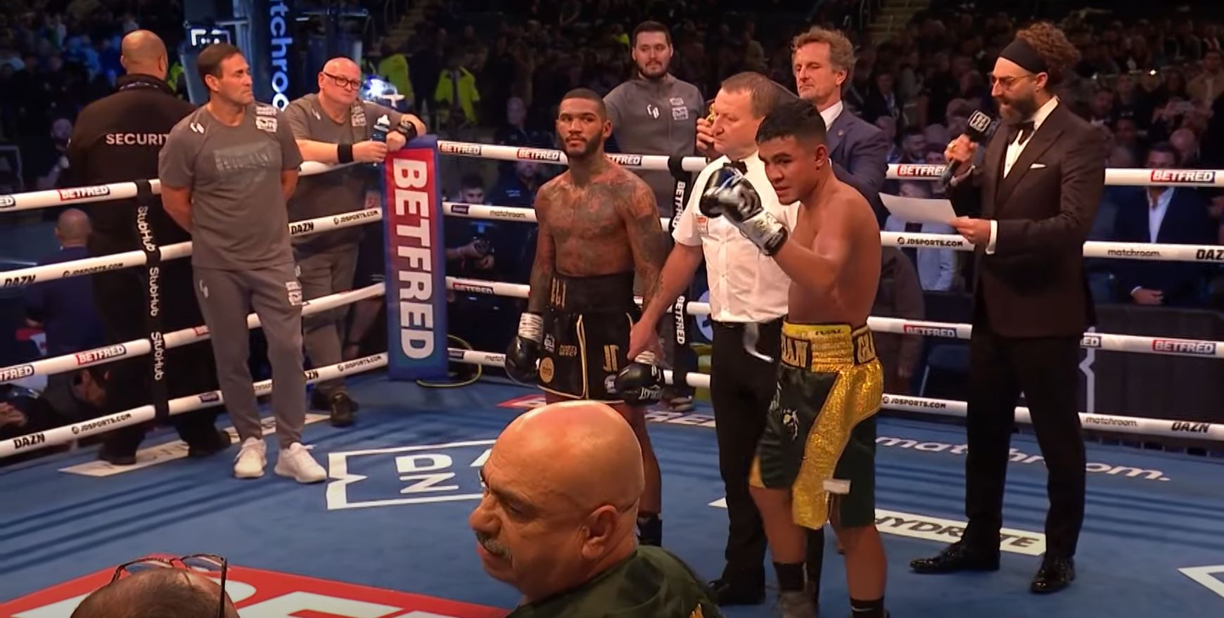 Son Of Boxing Legend Goes 19-0 and Continues To Roll On